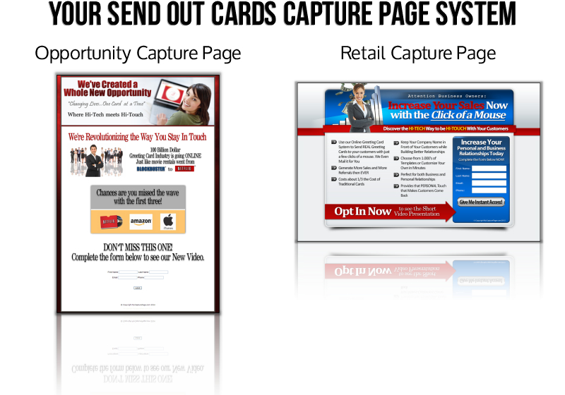 Capture Pages